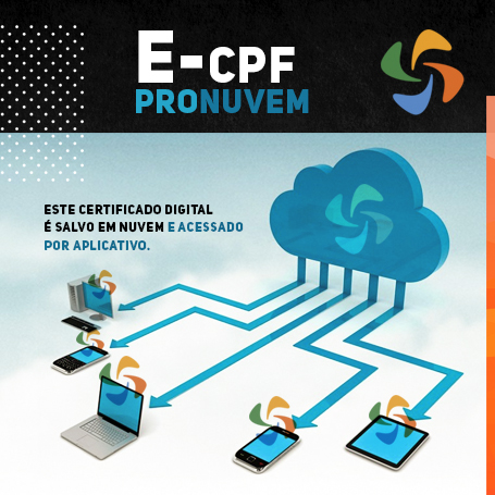 PRONUVEM e-CPF A3 (1 ANO)