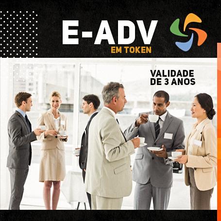 E-ADV 3 anos em Token